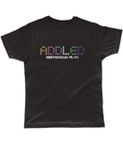 Addled Synthesized in 1912 Classic Cut Jersey Men's T-Shirt