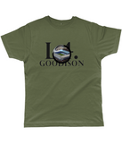 L.4. Goodison Lens Classic Cut Jersey Men's T-Shirt