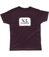 N.5. London Classic Cut Jersey Men's T-Shirt