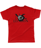 N.5. London Lens Classic Cut Jersey Men's T-Shirt