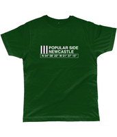 Popular Side Newcastle Classic Cut Jersey Men's T-Shirt