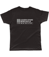 Leazes Stand Newcastle Classic Cut Jersey Men's T-Shirt