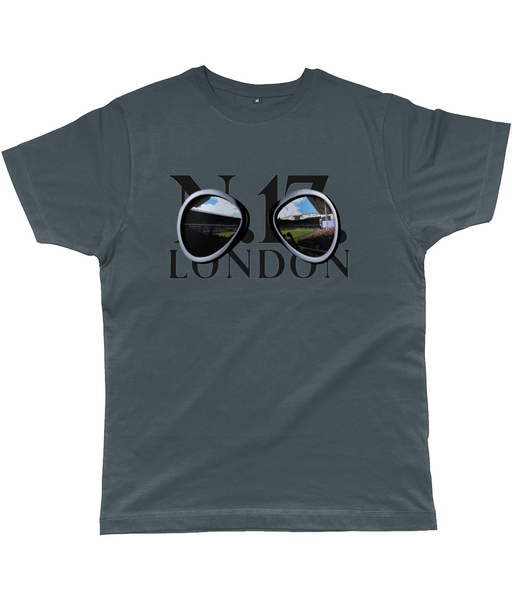 N.17. London Goggles Classic Cut Jersey Men's T-Shirt