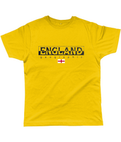 England Geographic Classic Cut Jersey Men's T-Shirt