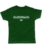 Glasgow G40 Geographic Classic Cut Jersey Men's T-Shirt