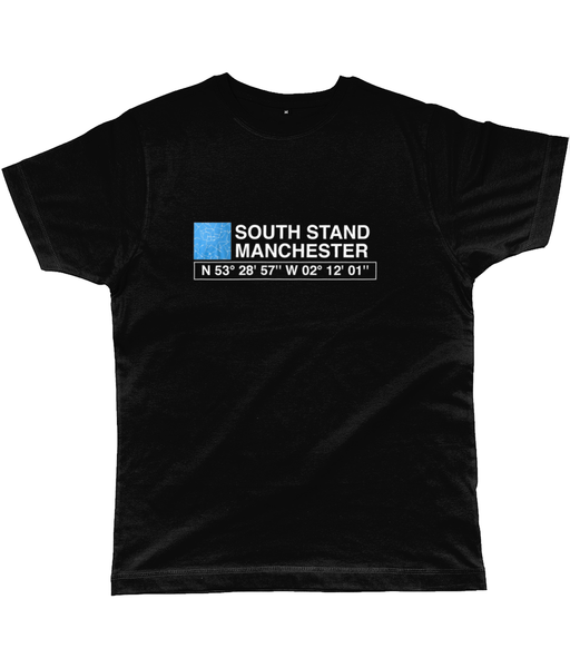 South Stand Manchester Classic Cut Jersey Men's T-Shirt