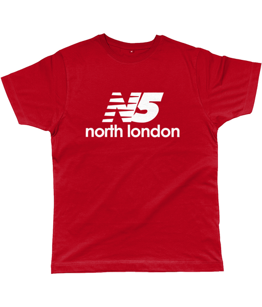 N5 North London Classic Cut Jersey Men's T-Shirt