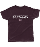 Glasgow Geographic Classic Cut Jersey Men's T-Shirt