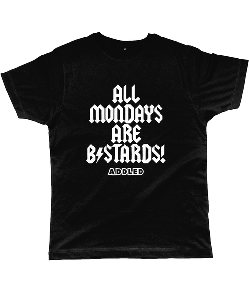 All Mondays Are Bastards Classic Cut Jersey Men's T-Shirt