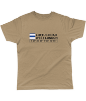 Loftus Road West London Classic Cut Jersey Men's T-Shirt