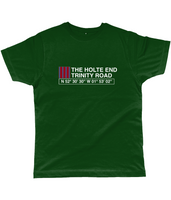 The Holte End Trinity Road Classic Cut Jersey Men's T-Shirt