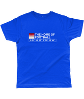 The Home of Football Classic Cut Jersey Men's T-Shirt