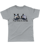 M.A. NCHESTER Goggles Classic Cut Jersey Men's T-Shirt
