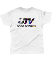 UTV Pride of Brum Classic Cut Jersey Men's T-Shirt