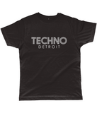 Techno Detroit Classic Cut Jersey Men's T-Shirt
