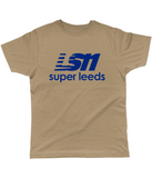 LS11 Super Leeds Classic Cut Jersey Men's T-Shirt