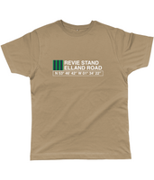 Revie Stand Elland Road Classic Cut Jersey Men's T-Shirt