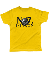 N.17. London Lens Classic Cut Jersey Men's T-Shirt