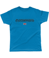 Manchester Geographic Classic Cut Jersey Men's T-Shirt