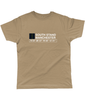South Stand Manchester Classic Cut Men's T-Shirt
