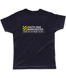 South Side Manchester Classic Cut Jersey Men's T-Shirt
