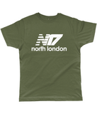 N17 North London Classic Cut Jersey Men's T-Shirt