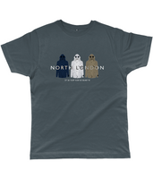 North London Coats & Coordinates Classic Cut Jersey Men's T-Shirt