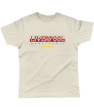Liverpool Geographic Classic Cut Jersey Men's T-Shirt