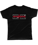 England On Tour Classic Cut Jersey Men's T-Shirt