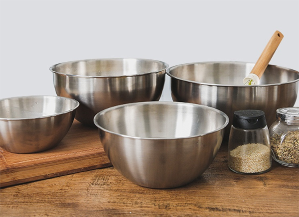 Stainless Steel Mixing Bowl Set Of 4pcs Customerts
