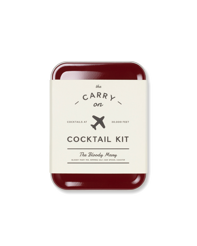 Bloody Mary Carry on kit