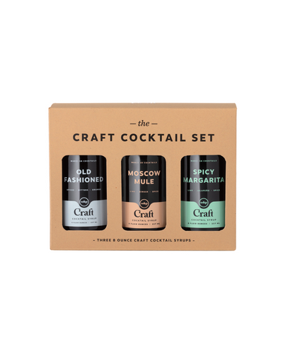 Cocktail syrup Kits-W & P Designs