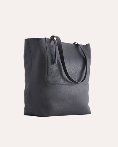 Double Zip Tote-Kiko Leather