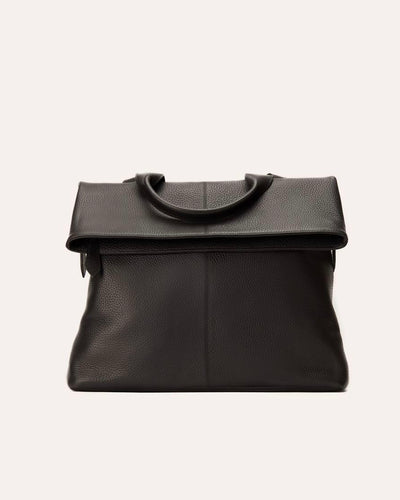 Fold N Go Bag-Kiko Leather