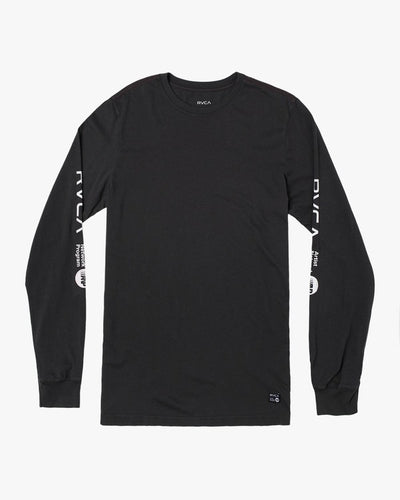 ANP Long Sleeve T-Shirt-Men's RVCA