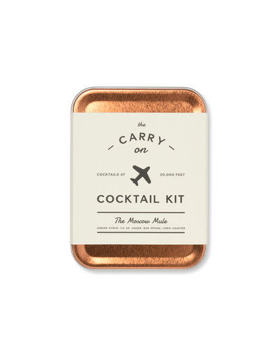 Moscow Mule Carry on kit-W & P Designs