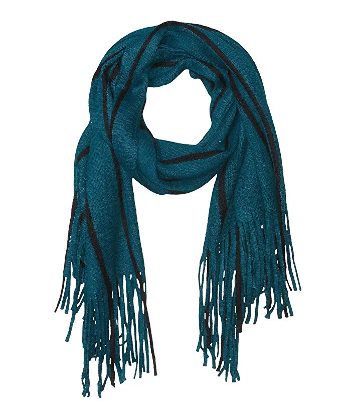 On The Fringes scarf