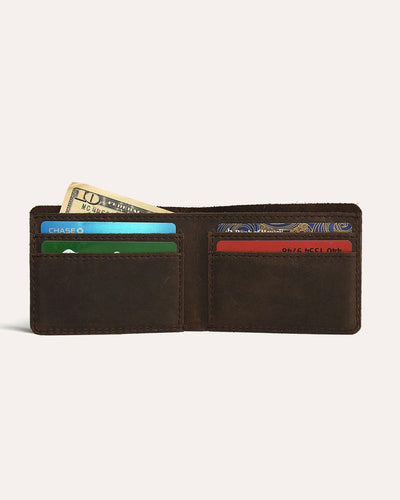 Step up wallet-Kiko Leather