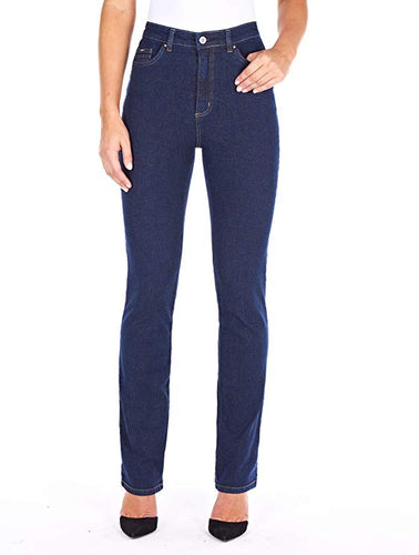 PDR Wonderwaist Petite Suzanne Straight Leg-French Dressing Jeans