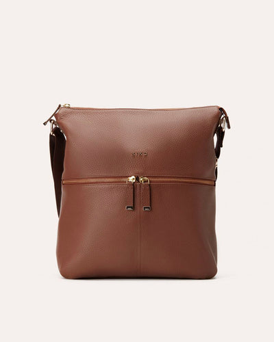 Zip Tote-Kiko leather
