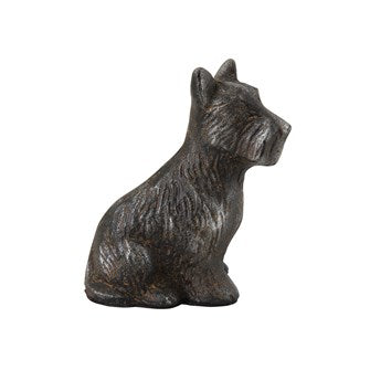Cast Iron Scottie Dog