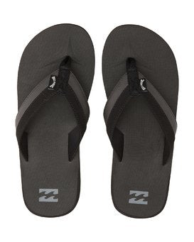 All Day Impact Sandals-Black