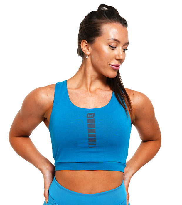 Sport Top - Seaport Blue