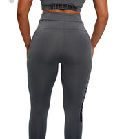 Charging Leggings - Anthracite