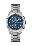 HUGO BOSS 1513775 VELA MEN'S WR 20ATM CHRONOGRAPH WATCH