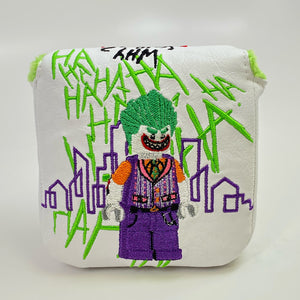 Handmade The Joker Headcover Mallet - 20 Made