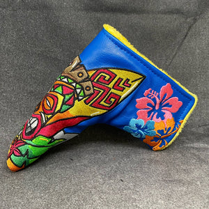 Handmade 2020 PGA Hawaii Putter Headcover Blade - 30 Made