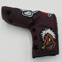 Handmade Prototype Major League Putter Headcover