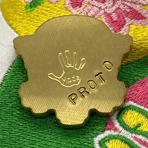 PROTOTYPE Handmade HAPPY GILMORE CLOWN Ball Marker