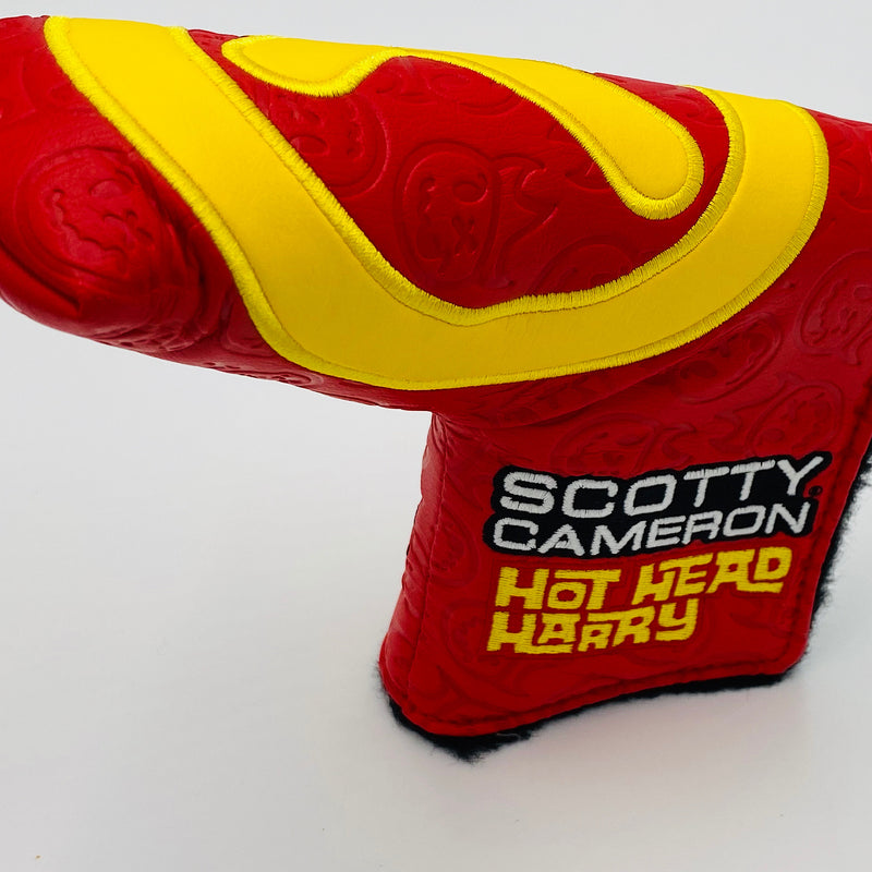 Scotty Cameron Headcover - HOT HEAD HARRY BLADE